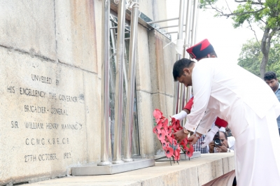 Remembrance Day ceremony held in Colombo