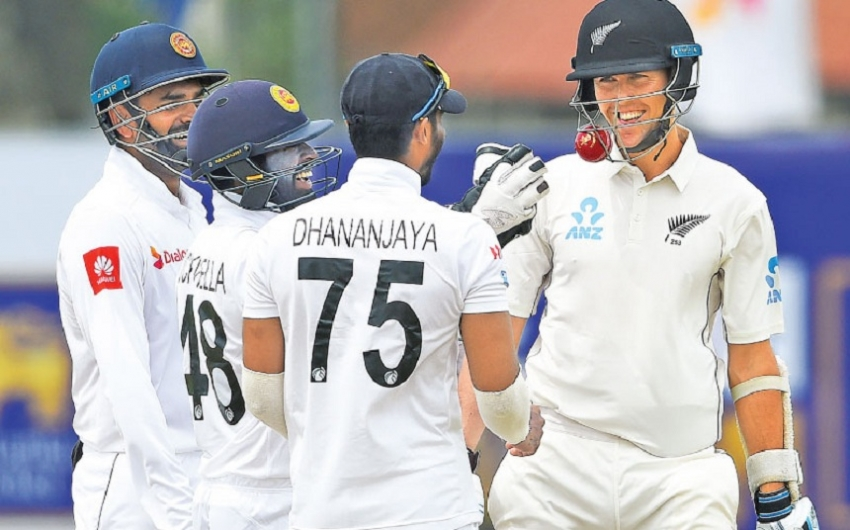 Sri Lanka capitulate to hand initiative back to Black Caps