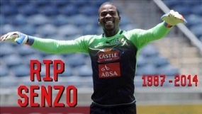 South African Footballer Senzo Meyiwa  Shot Dead
