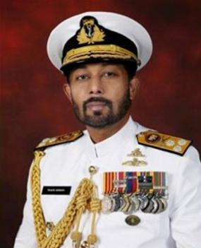 New Navy Commander assumes duties