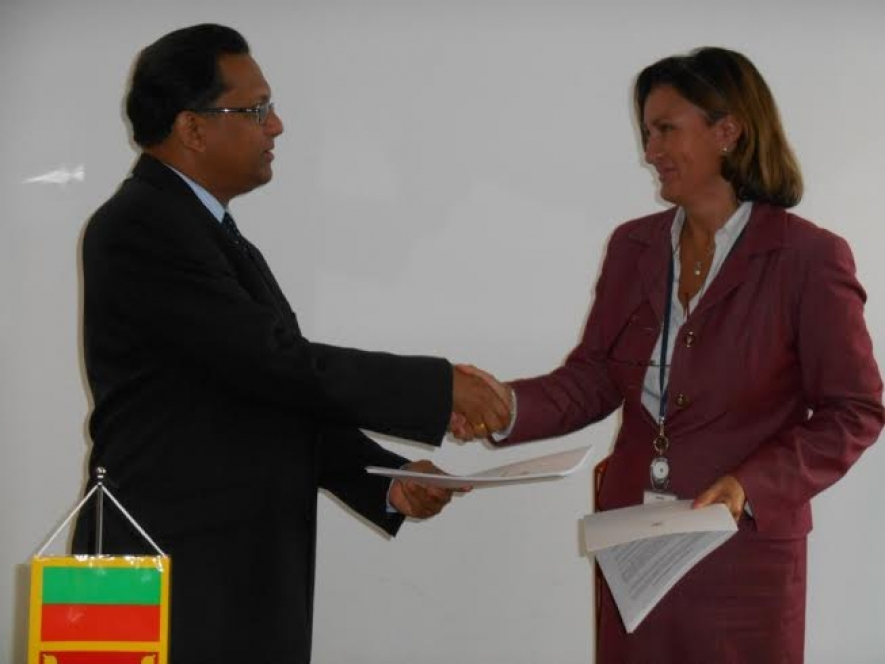 Sri Lanka and Poland enter into a new Air Services Agreement
