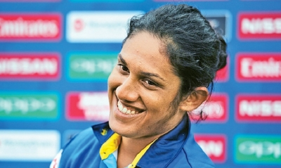 Chamari Atapattu  leads Lanka team to Women's T20 World Cup