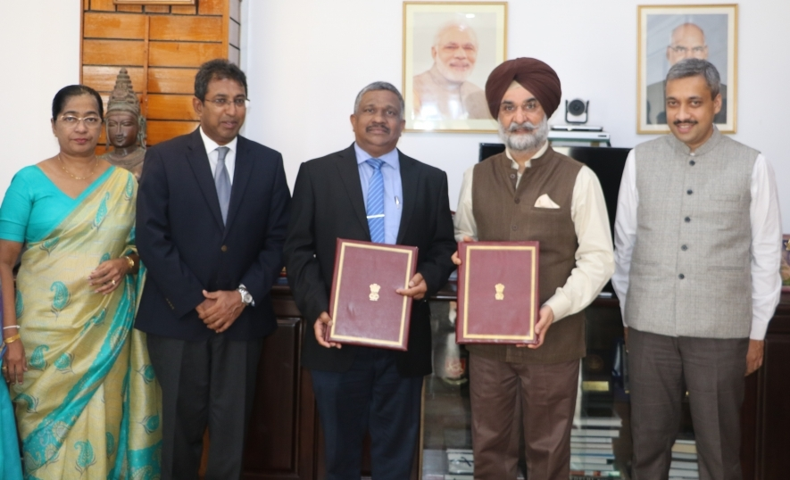 300 million Indian grant to set up 5000-metric ton cold storage in Dambulla