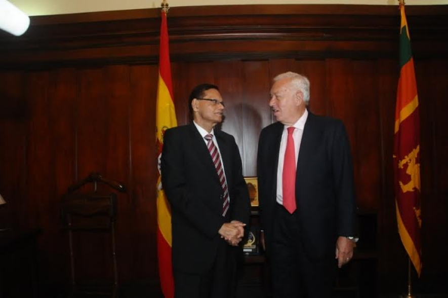 To Signify  Stronger Relations, Spain to open Embassy in Colombo
