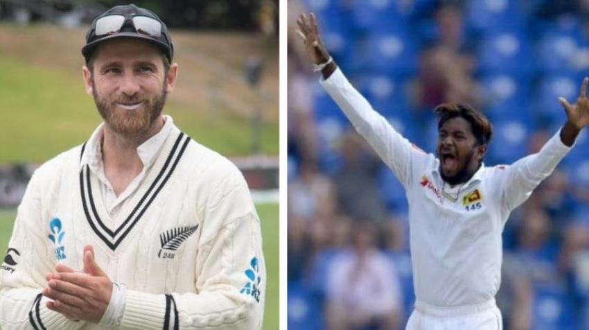 Williamson and Dananjaya's Bowling Actions Reported