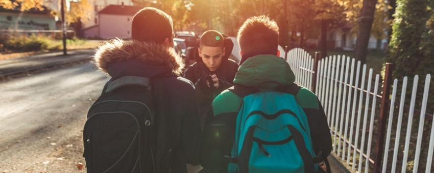 Why children become bullies at school