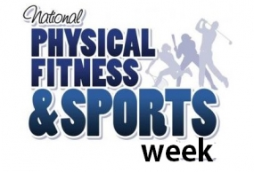National Sports and Physical Fitness Week from January 25-30