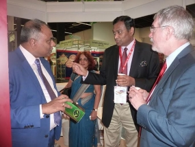 Sri Lanka participates at the 33rd Anuga International Trade Fair in Cologne