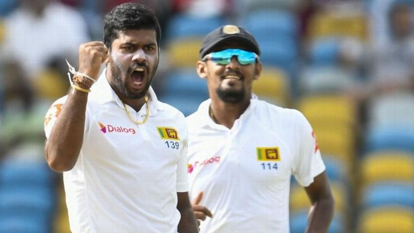 SL vs NZ 1st Test: match drawn