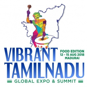 Colombo Roadshow - Vibrant Tamil Nadu Global Food Expo and Summit 2018