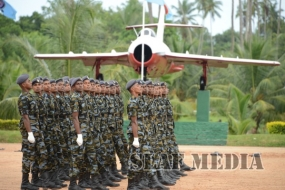 SLAF Inter Unit Drill and Band Competition concludes