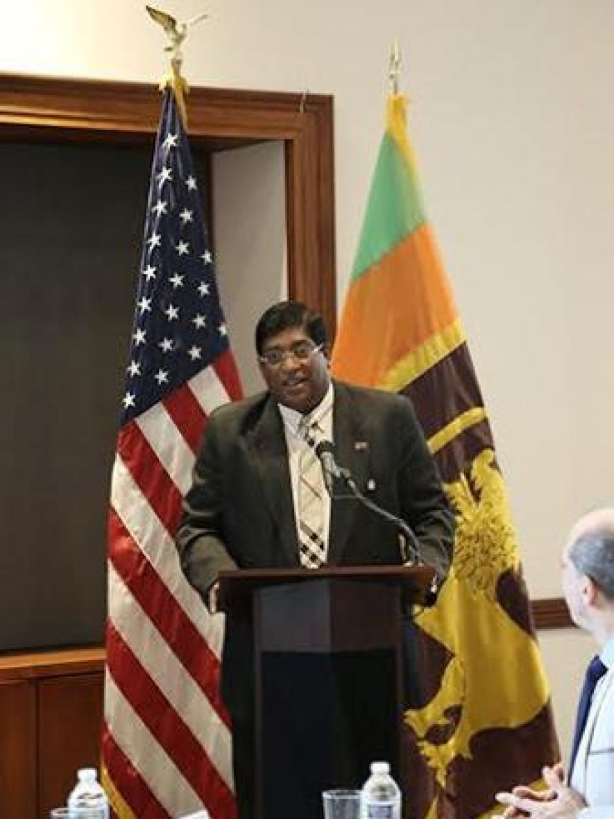 US CoC hails SL's economic transparency: More investment soon