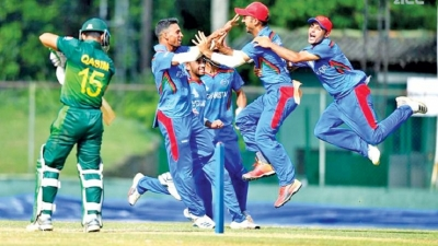 Sri Lanka Cricket's face revved up by Asian teenagers