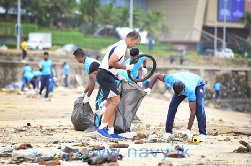 Navy at National Coastal and Marine Resources Conservation Week