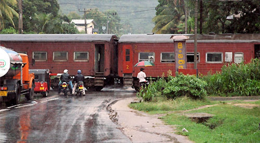Program to minimize accidents at railway crossings
