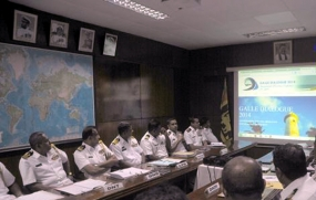 Sri Lanka Navy launches  'Galle Dialogue 2014' Website
