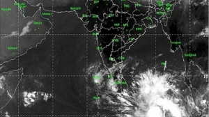 Cyclone 'Fani'moves away from Sri Lanka