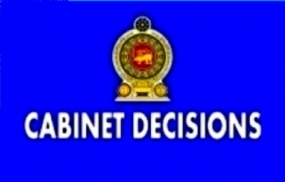 Decisions taken by the Cabinet of Ministers at the meeting held on 09-10-2015