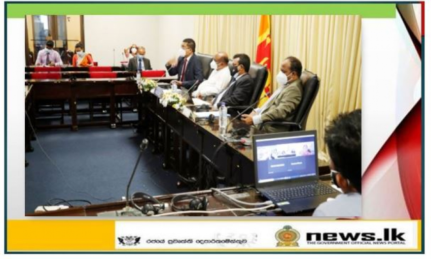Special Discussion between the Speakers of Sri Lanka and New Zealand to strengthen bilateral relations