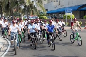 MoD holds Sports and Physical Health promotion week programme