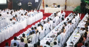 Puttalam District Development Committee meets, headed by President