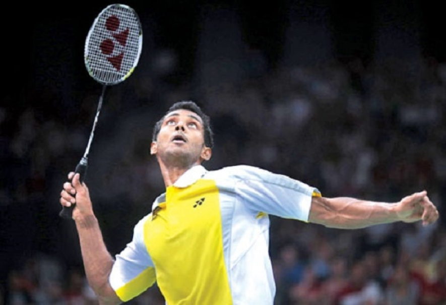 Yonex Sunrise Sri Lanka  Int'l Badminton Challenge kicks off