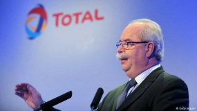 CEO of oil giant Total dies in Moscow plane crash