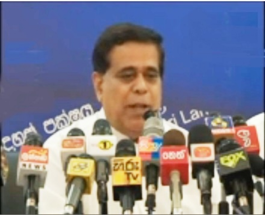 General Secretaries leaving SLFP is nothing new and no big loss as party men stay in line