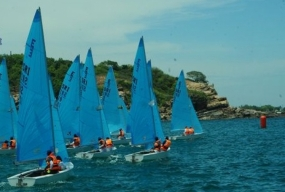 Inaugural Commandant's Cup Sailing Regatta held in Trincomalee