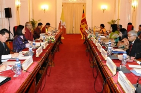 Sri Lanka and Bhutan First Session of Foreign Office Consultations concludes