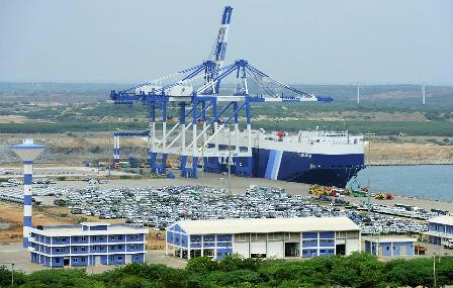 Cabinet nod to sign Concession agreement on H'tota Port with China