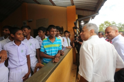 Flood affected schools to be upgraded: PM