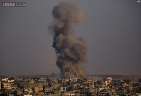 Israel, Hamas Accept Gaza Cease-Fire Accord