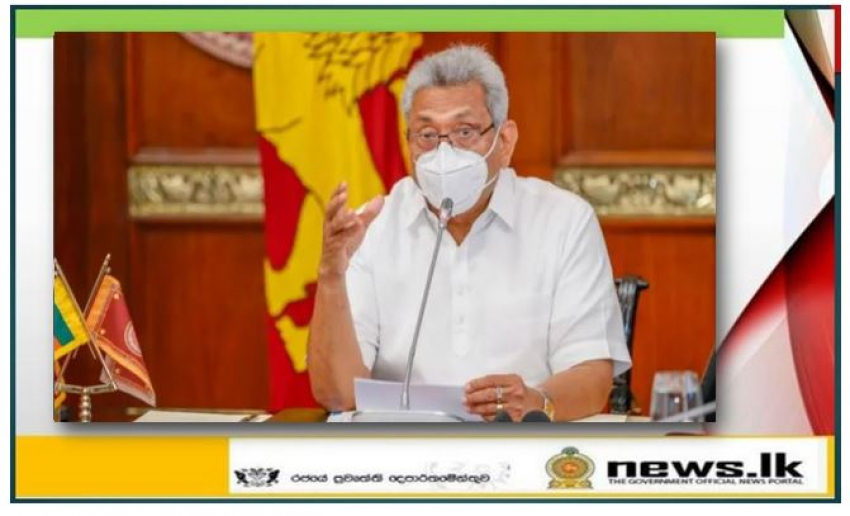 President pledges to overcome the challenge of protecting people from COVID-19 pandemic