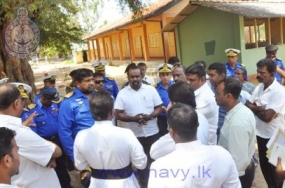 Navy to release 100 acres of land for the Mullikulam people