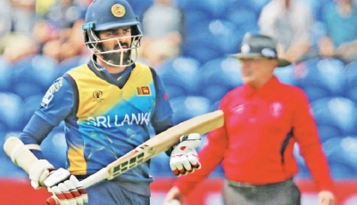 Sri Lanka must adapt to conditions better than at Cardiff - Thirimanne
