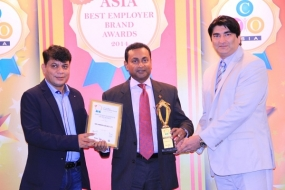 SriLankan Airlines bags 'Best HR Strategy in line with Business Strategy Award'