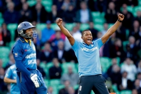 England beat Sri Lanka by 81 runs