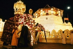 Final Randoli Perahera tonight
