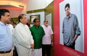 Second day of 'Heta Dakina Ranil' exhibition opens