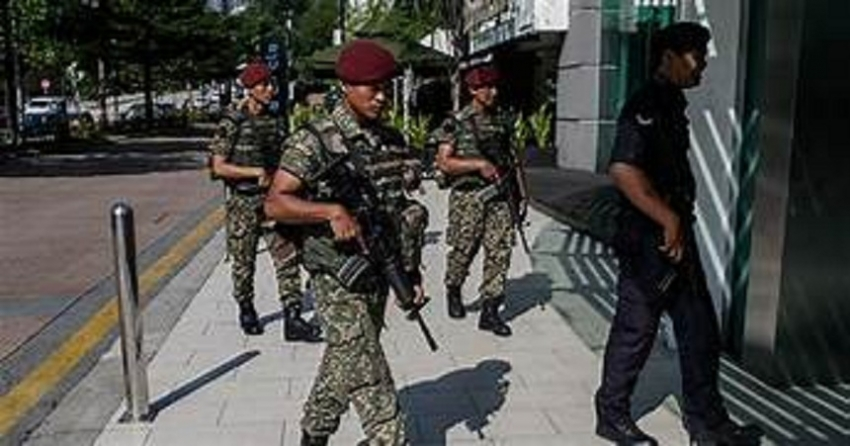 Malaysian police detain 5 more over alleged links to LTTE