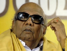 Karunanidhi gets four weeks to respond