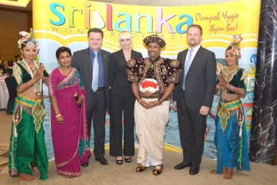 Sri Lankan Cultural and Traditions showcased in Moscow