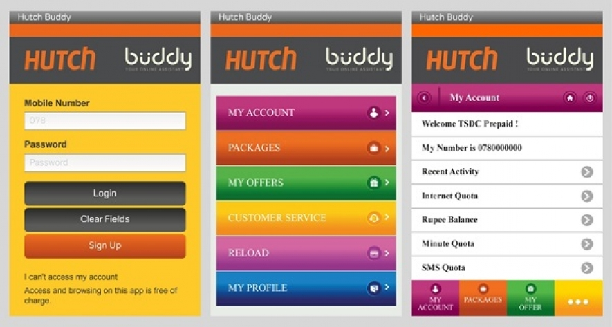 Hutch launches 'Hutch Buddy' app