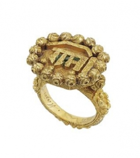 Tipu's Ring to be auctioned