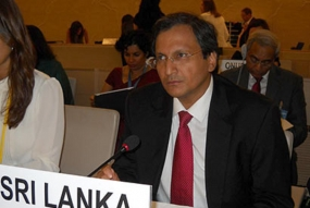 Sri Lanka assures to safeguard and uphold human rights of all citizens