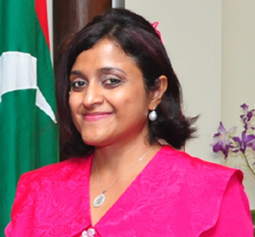 Maldivian Foreign Minister to meet GL today