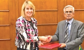 WFP, Sri Lanka partner to improve food security, nutrition