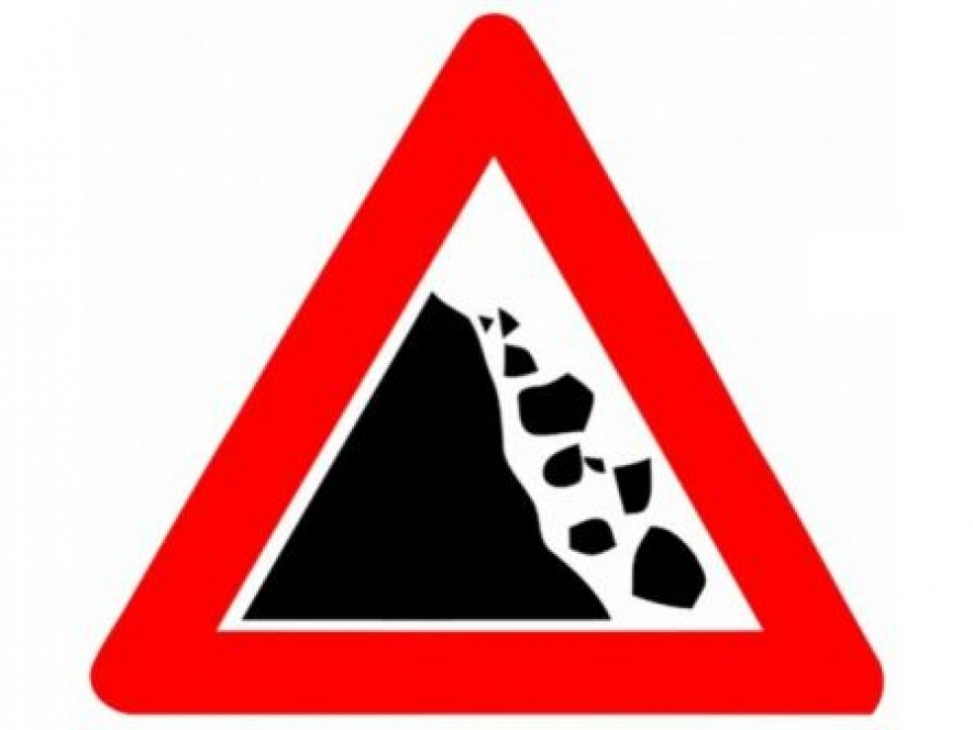 Landslide warnings for Ratnapura District