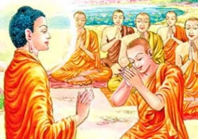 Today is Binara Poya Day